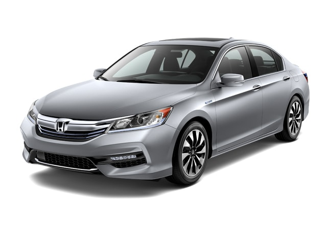 2017 Honda Accord Hybrid EX-L Sedan