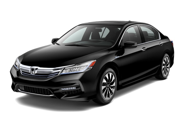 New 2017 Honda Accord Hybrid Touring Sedan for sale in Houston