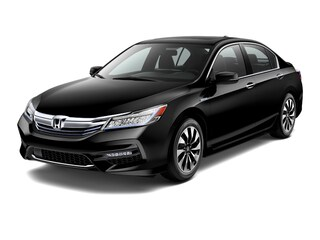New 2017 Honda Accord Hybrid Touring Sedan 70119 in Westborough, MA