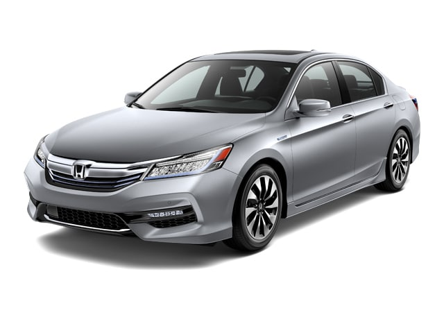 New 2017 Honda Accord Hybrid Touring Sedan Berkeley