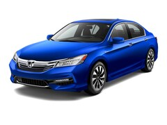 2017 Honda Accord Hybrid Hybrid Touring Sedan