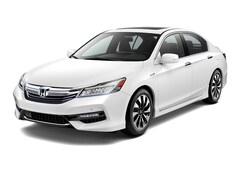 New 2017 Honda Accord Hybrid Touring Sedan in Langhorne, PA