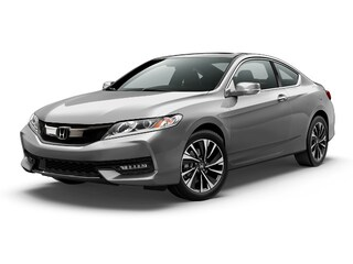 New 2017 Honda Accord EX-L V6 Coupe Gardena, CA
