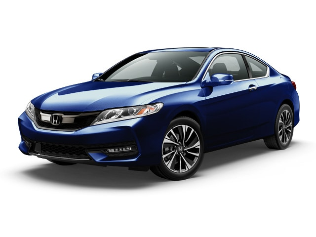 New 2017 Honda Accord EX-L V6 w/Navi & Honda Sensing Coupe for sale in Houston
