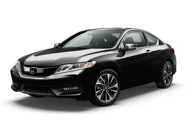 New 2017 Honda Accord EX-L Coupe for sale in Akron OH.