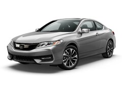 2017 Honda Accord EX-L Coupe