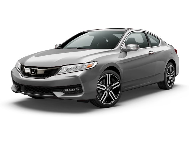 New 2017 Honda Accord Touring V6 Coupe in San Jose