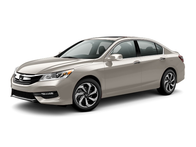 New 2017 Honda Accord EX-L Sedan Des Moines