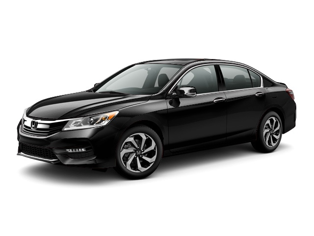 New 2017 Honda Accord EX-L V6 Sedan in Houston
