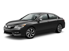 2017 Honda Accord EX-L Sedan 4D Sedan