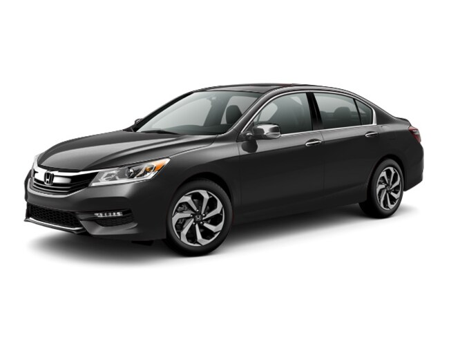 New 2017 Honda Accord EX-L V6 Sedan near Boston, MA