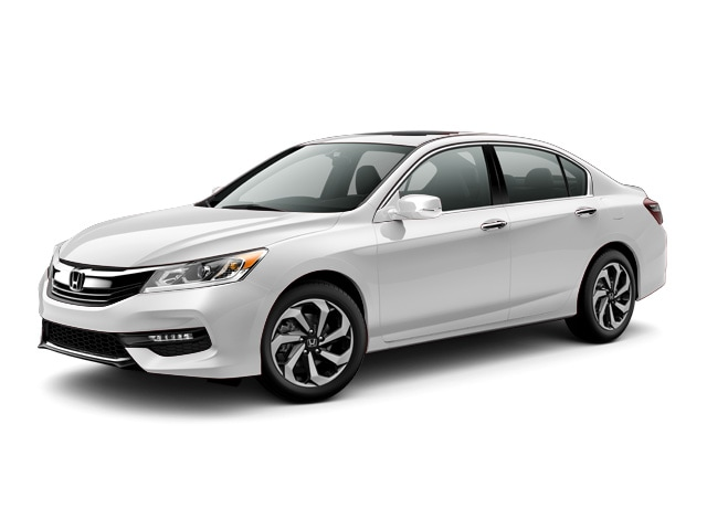 New 2017 Honda Accord EX-L V6 Sedan Hickory