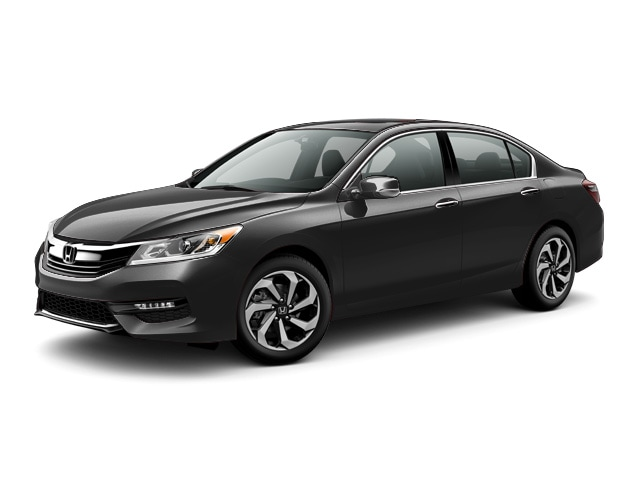 New 2017 Honda Accord EX-L V6 w/Navi & Honda Sensing Sedan in San Jose