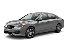 2017 Honda Accord LX Sedan