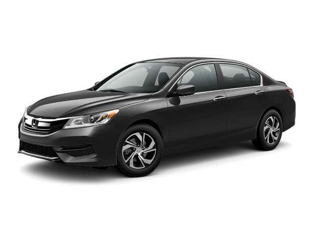2017 Honda Accord LX CVT Car