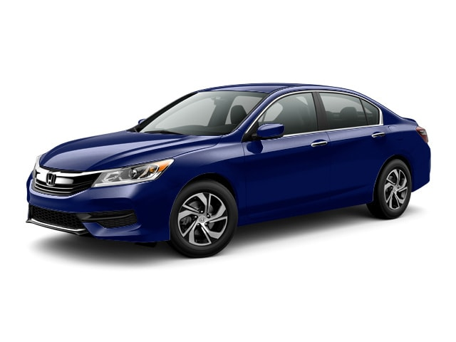 New 2017 Honda Accord LX Sedan Berkeley