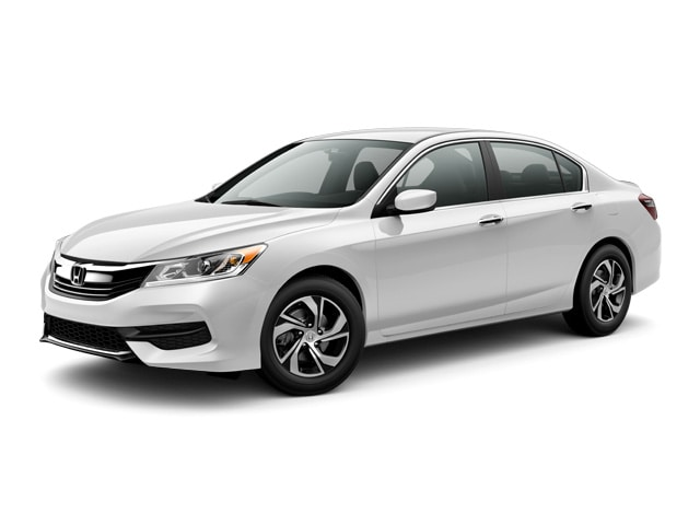 New 2017 Honda Accord LX Sedan Myrtle Beach, SC