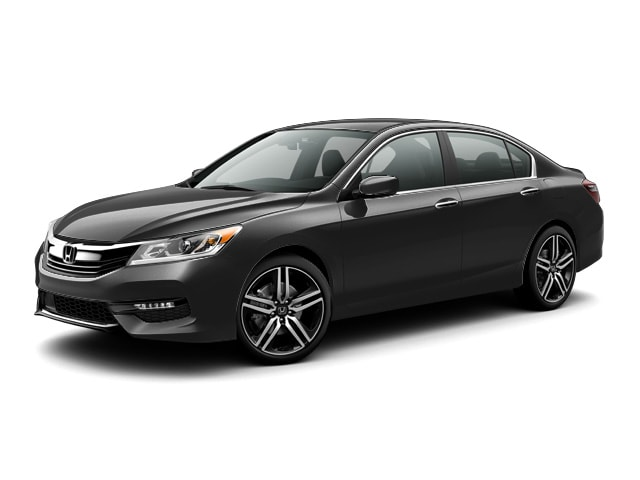 New 2017 Honda Accord Sport Sedan for sale in the Boston MA area