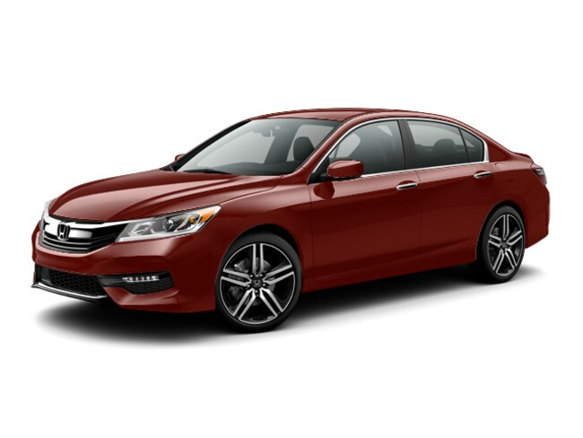 2017 Honda Accord Sport SE Sedan Glen Burnie