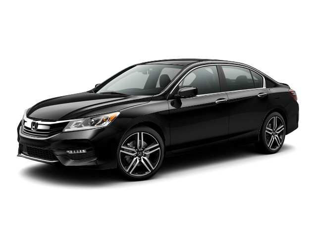 2017 Honda Accord Sport SE CVT Car