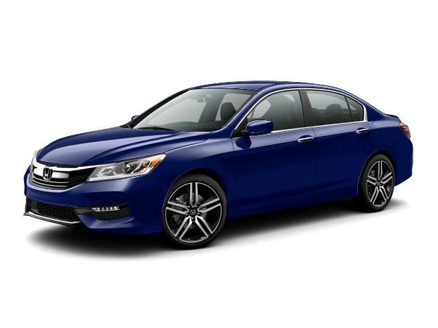 New 2017 Honda Accord Sport SE Sedan Near Bridgeport