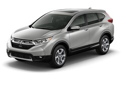 New 2017 Honda CR-V EX-L SUV 2HKRW2H83HH685086 for sale in Terre Haute at Thompson's Honda
