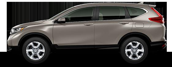 2017 Honda CR-V SUV EX 2WD