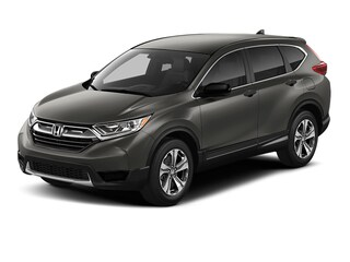 New 2017 Honda CR-V LX 2WD SUV 00H71974 near San Antonio