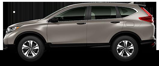 2017 Honda CR-V SUV LX AWD