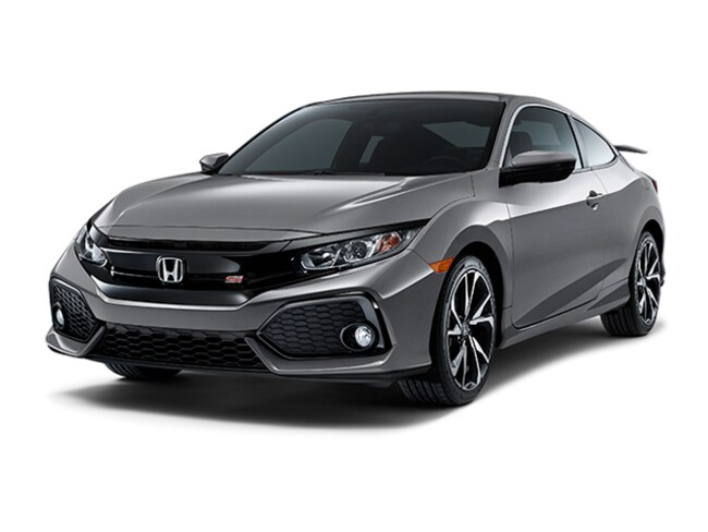 New 2017 Honda Civic Si M6 Coupe in Bakersfield