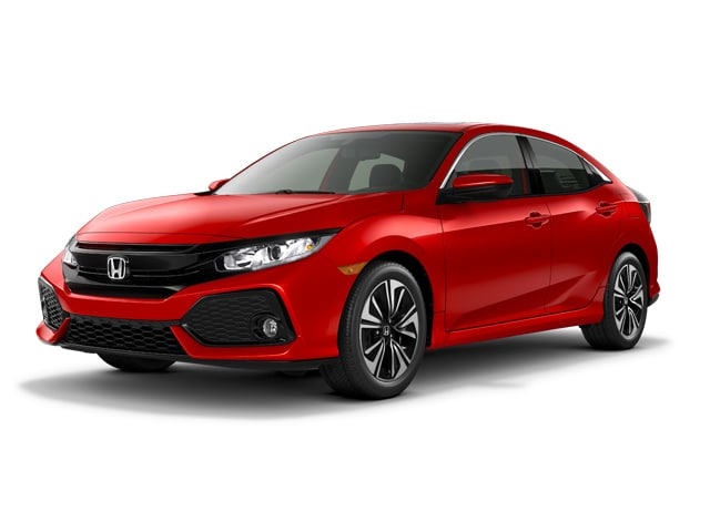 2017 Honda Civic EX-L Navi Hatchback