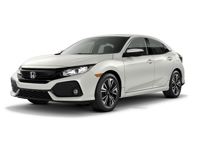 New 2017 Honda Civic EX-L Navi Hatchback Myrtle Beach, SC