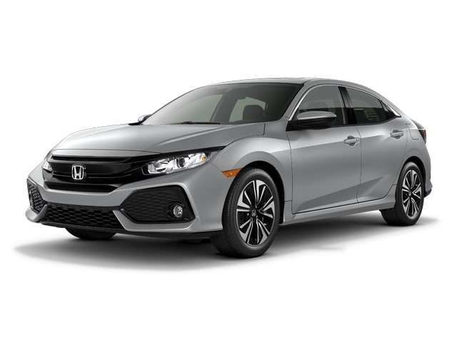 2017 Honda Civic Hatchback EX CVT Car