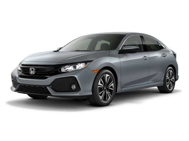 New 2017 Honda Civic EX Hatchback near Minneapolis & St. Paul MN