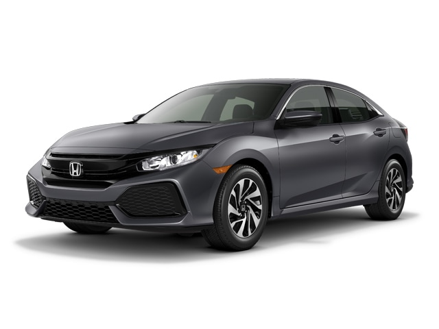 2017 Honda Civic LX Hatchback
