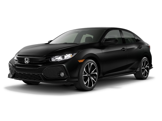 New 2017 Honda Civic Sport Hatchback Myrtle Beach, SC