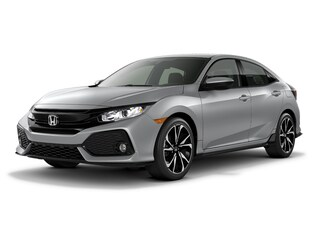 New 2017 Honda Civic Sport Hatchback SHHFK7H4XHU430070 for sale in Johnston, RI at Grieco Honda