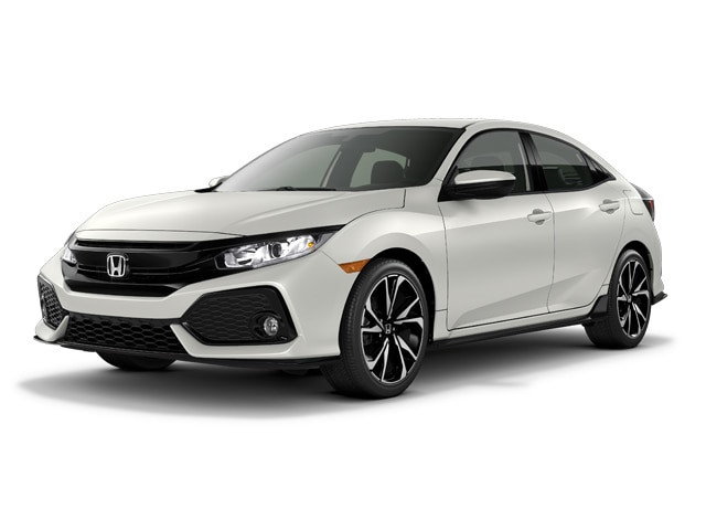 2017 Honda Civic Sport Hatchback