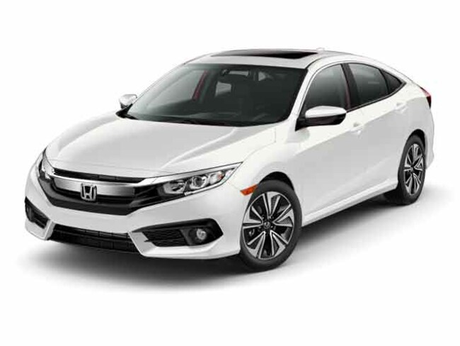 2017 Honda Civic EX-T Sedan Glen Burnie