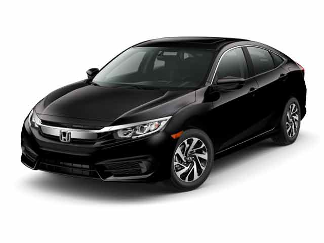 new 2017 Honda Civic EX w/Honda Sensing Sedan in St Louis