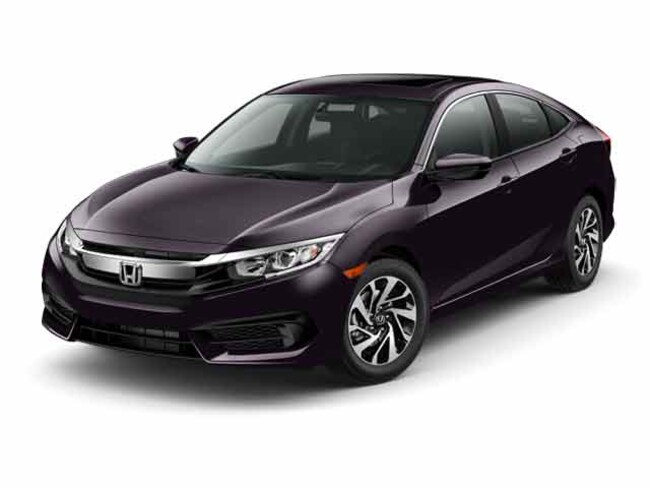 2017 Honda Civic EX Sedan Glen Burnie