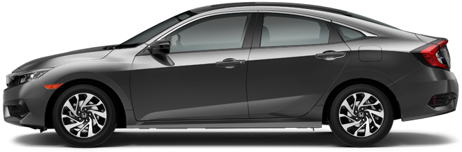 2017 Honda Civic Sedan EX at Elm Grove Honda