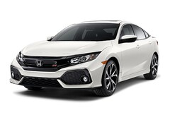 2017 Honda Civic Si M6 Sedan