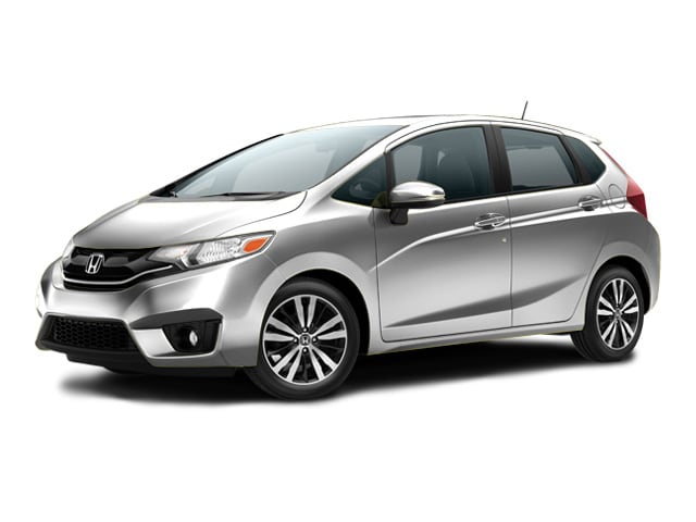 New 2017 Honda Fit EX Hatchback in San Jose