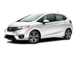 New 2017 Honda Fit EX Hatchback