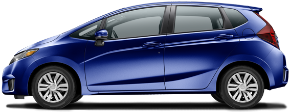 2017 Honda Fit Hatchback LX (M6)