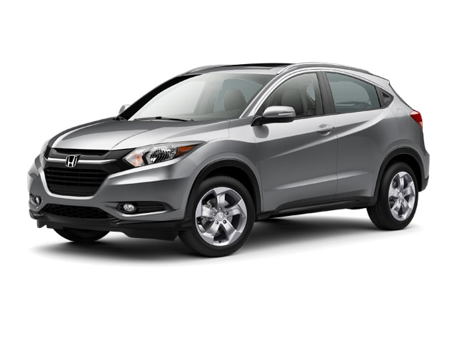 New 2017 Honda HR-V EX-L FWD SUV in San Jose