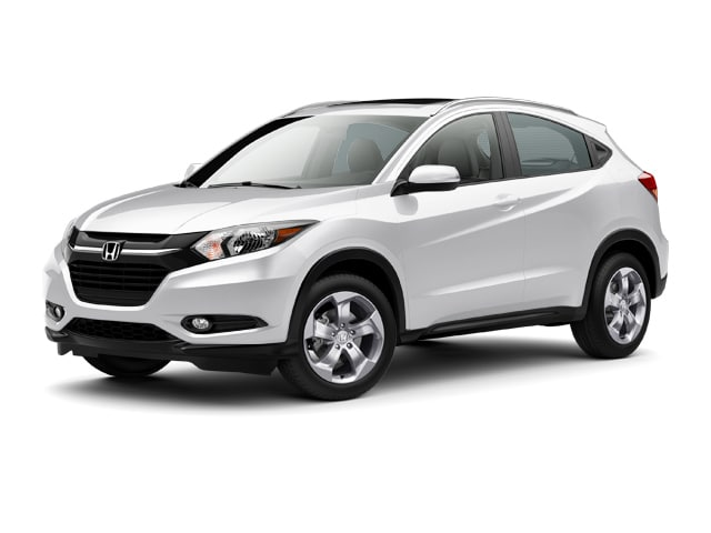 New 2017 Honda HR-V EX-L SUV for sale in Houston
