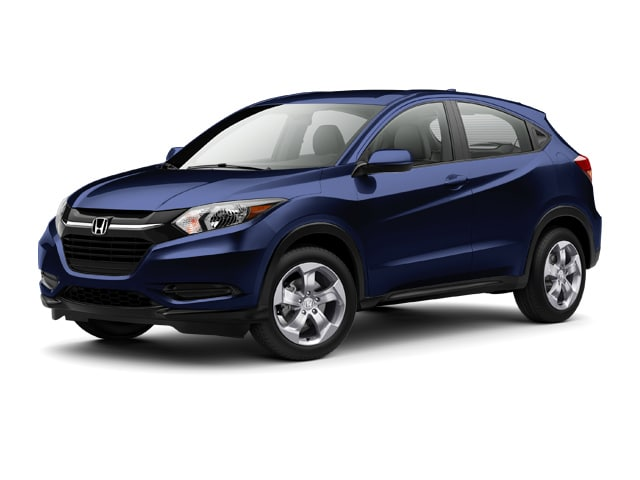 New 2017 Honda HR-V LX SUV for sale in the Boston MA area