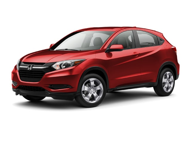 New 2017 Honda HR-V LX SUV for sale in Houston